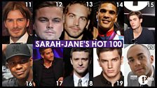 11 - 20 in the Hot 100 List