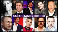 21 - 30 in the Hot 100 List