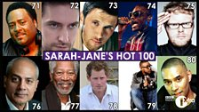 71 - 80 in the Hot 100 List