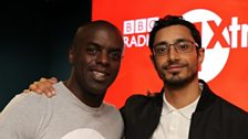 Image for Riz Ahmed LIVE in the studio!