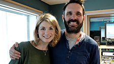 Image for Jodie Whittaker chats to Shaun