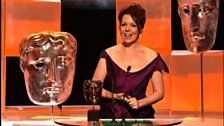 Image for Olivia Colman wins Best Supporting Actress Bafta