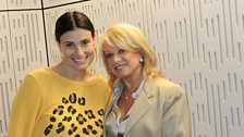 Image for Idina Menzel speaks to Elaine Paige