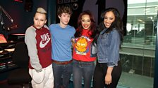 Image for Stooshe play Pie Tennis