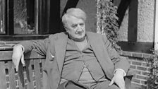 Image for Vaughan Williams on performing baroque music
