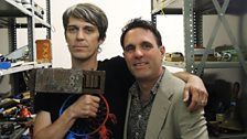 Image for The Flaming Lips' Steven Drozd joins Shaun Keaveny