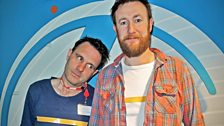 Image for Alex Horne catches up with Shaun Keaveny