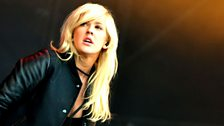 Image for Ellie Goulding - Anything Could Happen at Radio 1's Big Weekend