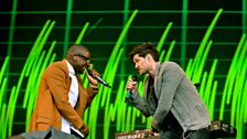 Image for The Script - Hall Of Fame feat. Labrinth at Radio 1's Big Weekend