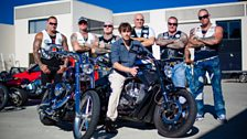 The Finks Motorcycle Club