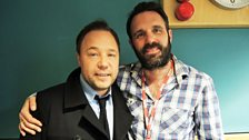 Image for Stephen Graham speaks to Shaun Keaveny