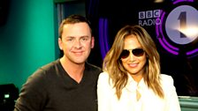 Image for Jennifer Lopez visits Scott Mills