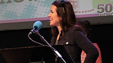 Susanna Reid, who revealed and read our Silver 9 & Under winner