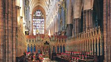 Image for The Dean of Westminster Abbey on the symbolism of the Queen's Coronation 60 years ago.