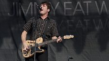 Image for Jimmy Eat World in conversation with Zane