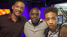 Image for Will Smith and Jaden Smith talk to Trevor Nelson