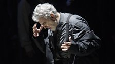 Image for Placido Domingo talks about his Nabucco