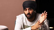 Image for DJ Harpz chats with Nihal