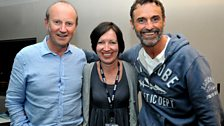 Image for Marti Pellow: Celebrity Interview