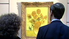 Image for Van Gogh Painting Auctioned for Record £25 million