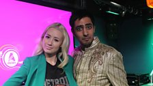 Image for Yasser with Iggy Azalea