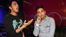 Image for Zack Knight 'snaps' at Yasser!