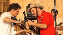 Image for The Old Crow Medicine Show chat with Bob