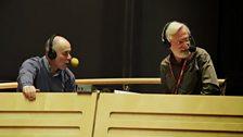 BBC Radio 3 Presenters Iain Burnside and Donald Macleod