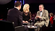 Petroc Trelawny presents for BBC Four