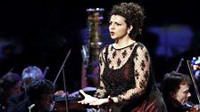 Italian soprano Teresa Romano