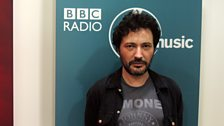 Image for Jeremy Dyson speaks to Mark Radcliffe