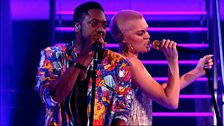 Image for Jessie J and Matt Duet: 'Never Too Much'