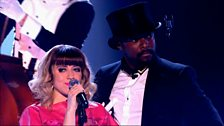 Image for will.i.am and Leah Duet: 'Bang Bang'