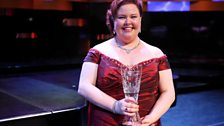 Winner, BBC Cardiff Singer of the World Song Prize 2013