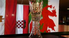 BBC Cardiff Singer of the World 2013 trophy (c Gareth Griffiths)