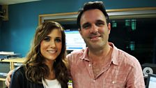 Image for Kristen Wiig chats to Shaun Keaveny