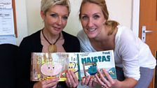 Image for A Wisbech teacher and her cousin have written a series of children's books... But these aren't your typical fairy tales.