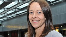 Image for Kate Dickie: Celebrity Interview