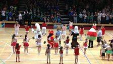 Gemau Cymru 2013 - Y Seremoni Agoriadol