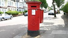 Image for Interactive postboxes will help people 'share their stories'