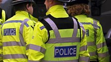 Image for Police services 'getting better'