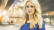 Image for Leah Totton: Celebrity Interview