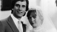 Shula Archer marries Mark Hebden (Sep 1985)