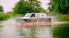 Image for Top Gear Hovervan