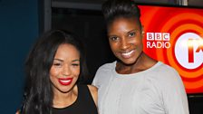 Image for Denise Lewis catches up with Sarah-Jane Crawford