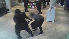 Image for Edgware takings robbery