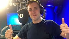Image for Chris Stark stands in