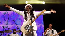 Image for Chic feat. Nile Rodgers - Glastonbury highlights