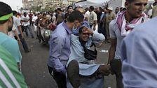 Image for Violence in Egypt 'has to stop'