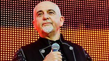 Image for Peter Gabriel on his worst touring experience
